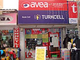 Bade Cell İletişim Avea Turkcell