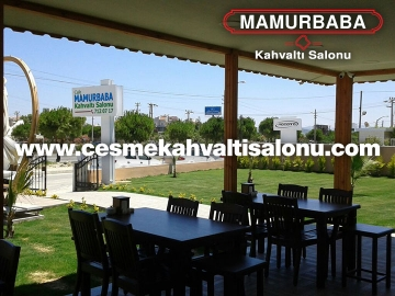 Mamurbaba Kahvaltı Salonu
